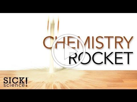 Chemistry Rocket - Sick Science! #085