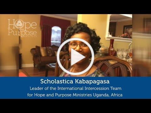 Scholastica Prayer Meeting - Social Promo