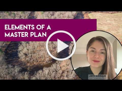 Raynham MP - Elements of a Master Plan
