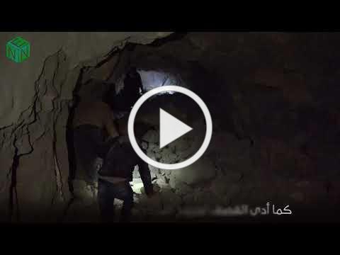 خاص شبكة اخبار ادلب الاضرار الناتجة عن استهداف مشفى الرحمة ومركز الدفاع المدني في مدينة خان شيخون