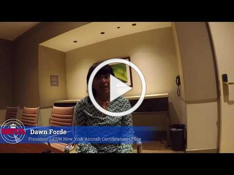 Dawn Forde from Region X talks about why she joined NATCA