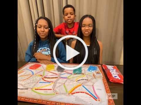 Family Game Night Challenge!