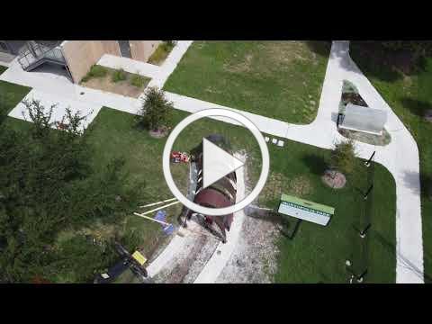 Augustina Rodriguez, AIPP Project Montopolis Recreation Center