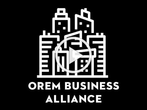"""Orem Business Alliance 1.12.2021 """"Lessons Learned from 2020"""""""