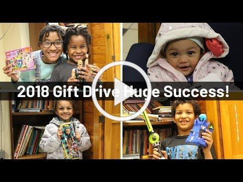 2018 Gift Drive Brings Holiday Cheer to MCCH Clients!
