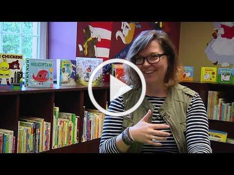 LHS Grad Erin Barker Finds Success With Children's Books