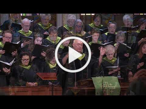 "Hymn of Invitation and Dedication ""Breathe On Me, Breath of God"""