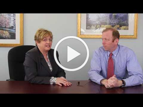 GHAR President Rob Levine & Gov't Affairs Chair, Diane McAdams