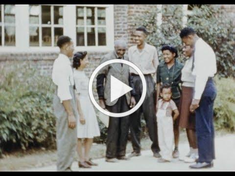 George Washington Carver | Rare Color Footage from 1937 (Silent)