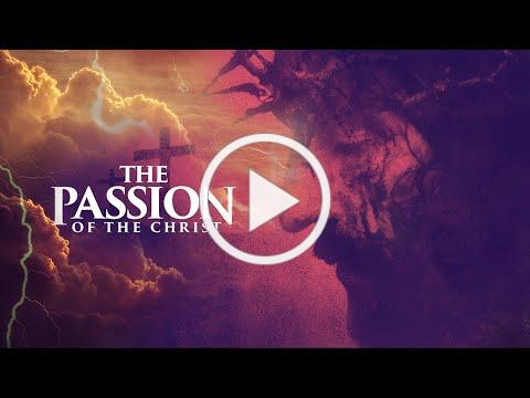 THE PASSION OF THE CHRIST   BILLY GRAHAM