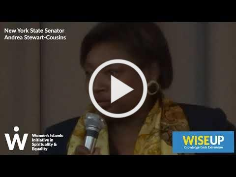 WISE Up Endorsement - New York State Senator Andrea Stewart-Cousins