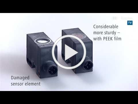 The most rugged ultrasonic sensors ever made - by Baumer