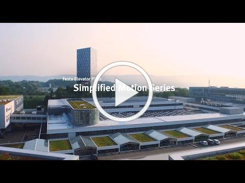 The Festo Elevator Pitch: Simplified Motion Series