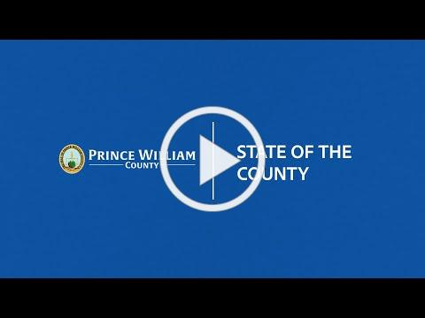 Prince William County State of the County 2021