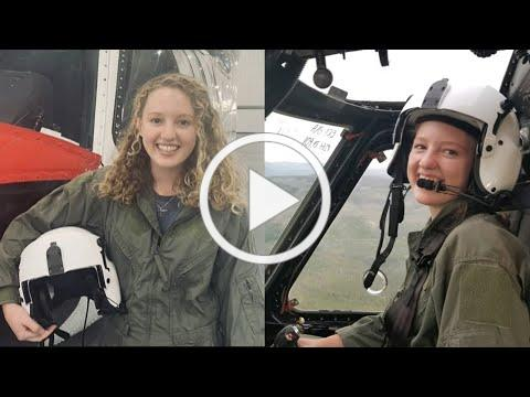 Teen Helicopter Pilot Fight California Wildfire: Meet 19-year-old Ashli Blain