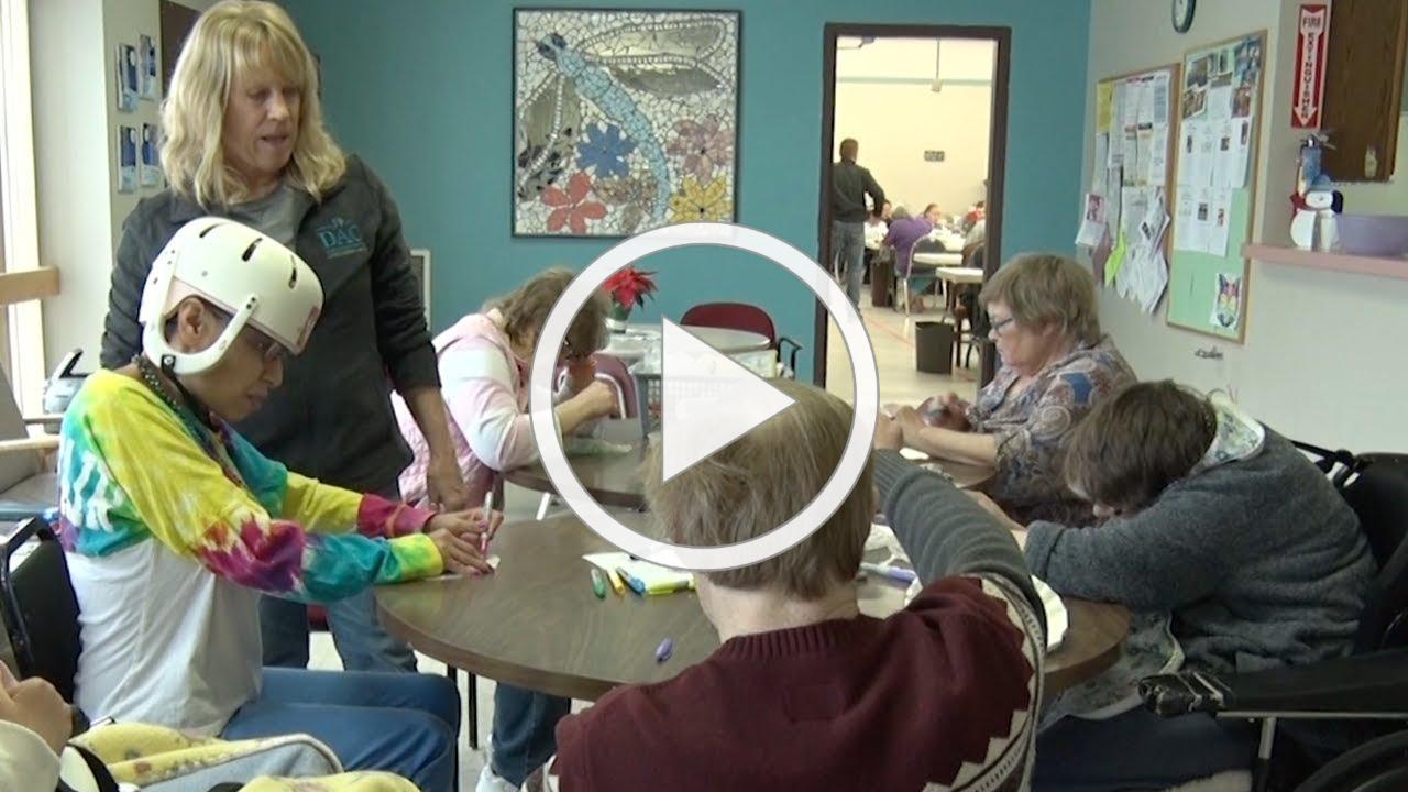 Hubbard County DAC In Park Rapids Provides Services To Those With Disabilities And Mental Illness