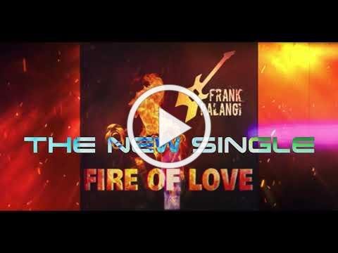 Fire Of Love - Frank Palangi - Song Teaser