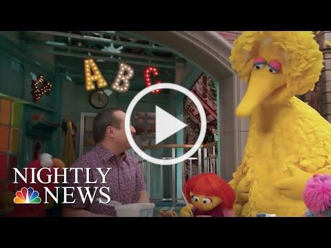 Sesame Place Is World's First Theme Park Designated As A Certified Autism Center | NBC Nightly News