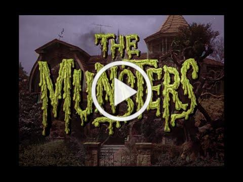 The Munsters Opening (in COLOR) - POP-COLORTURE.com