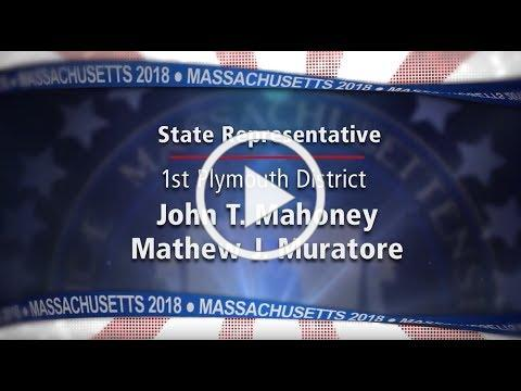 #Massachusetts State Representative 1st #Plymouth District - Candidate Forum 2018