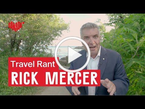 Rick Mercer's rant on travel in Canada | Explore Canada