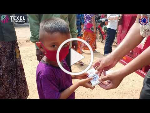 COVID 19- Cambodia MASK and SOAP Distribution Project 2020