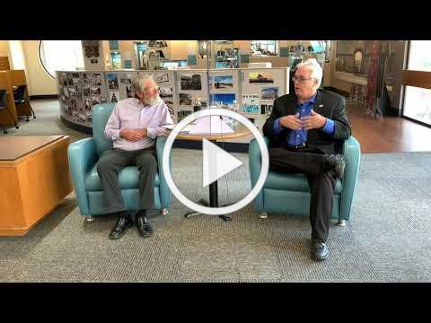 David Gibson and Our Lives Our Future host Harry Orgovan talk about the water in San Diego.