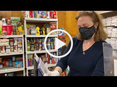 Info Video for Food Pantry Volunteers