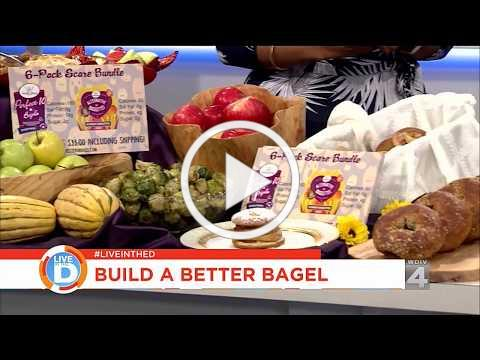 Western Bagel Product Review on Live in The D With Weight Watchers international