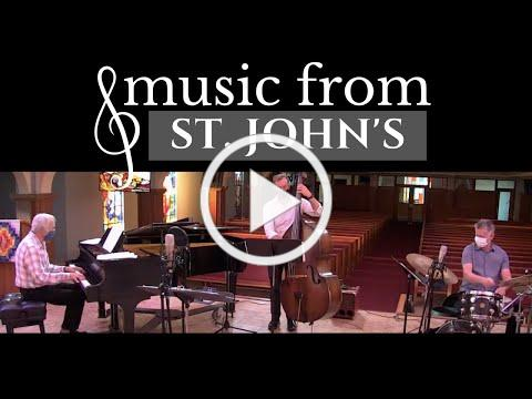 Music from St. John's | The Robert Lah Trio