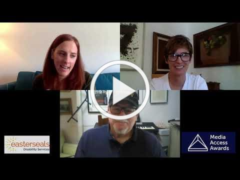 Media Access Awards Easterseals Interview Series