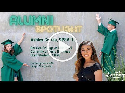 Alumni Spotlight: Dean Vogelpohl catches up with Ashley Cortes, SPSV '16