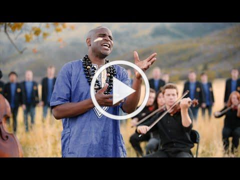Baba Yetu (By Christopher Tin) Lord's Prayer in Swahili - Alex Boyé, BYU Men's Chorus/ Philharmonic
