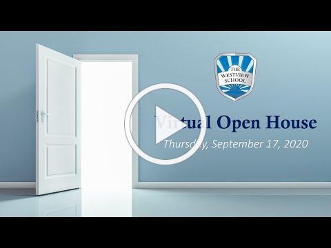 2020 Westview Open House