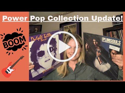 More Power Pop, Please! | Music Collection Update! | (Material Issue, Pezband, Owsley, etc.)