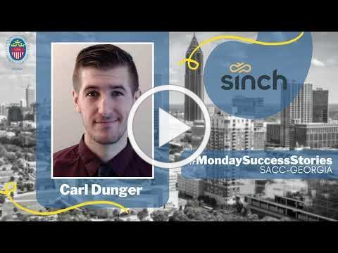 MondaySuccessStories - Carl Dunger - SACC GA