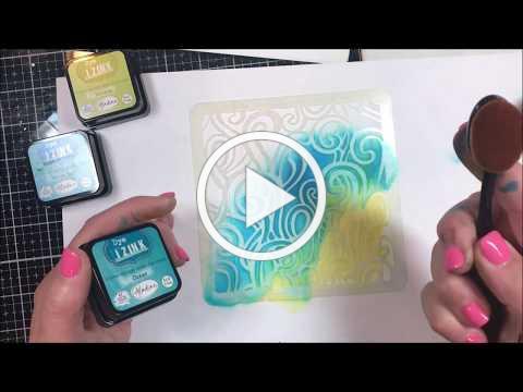 Pixie Spray Stencil Revolution