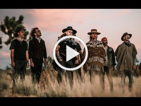 The Allman Betts Band - Pale Horse Rider (Official Music Video)