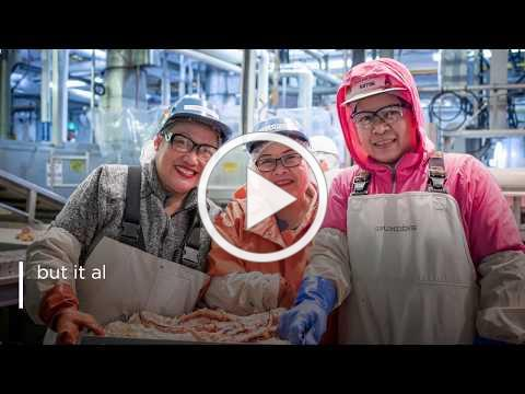 Quality Processing, Quality Seafood: The Process of Alaska Seafood