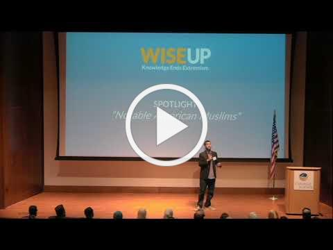 WISE Up Summit: Notable American Muslims with Wajahat Ali
