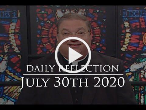 2020 07 30 Reflection 404