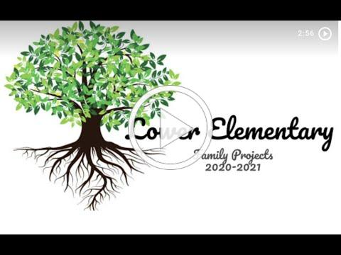 Lower Elementary Family projects 2020 2021