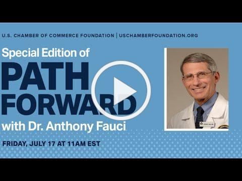 Path Forward Special Edition: A Conversation with Dr. Anthony Fauci