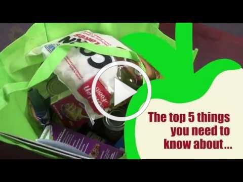MVRC Top 5: Veterans Food Bank Facts