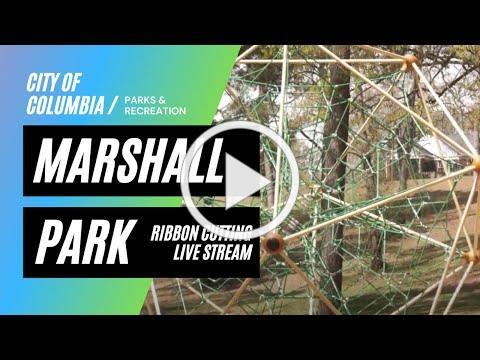 Marshall Park Ribbon Cutting
