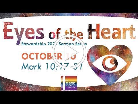 Sunday Worship Service for Open Door Churches of Salem and Keizer (UMC) - October 10, 2021