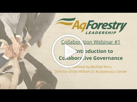 Collaboration Webinar Series - 1 of 4