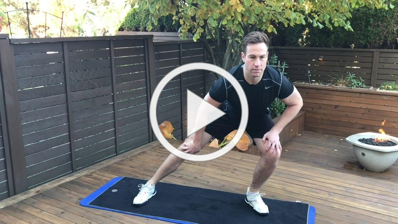 Back Strength & Groin Flexibility Series | Exercise for Health | Chiropractic Vancouver |Dr.Horowitz