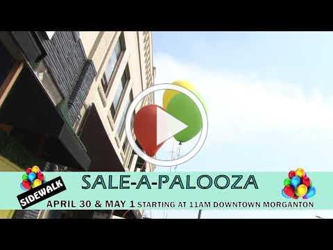 Sidewalk Sale-A-Palooza