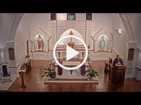 Sts Mary Joseph Collaborative Mass 2 20 21